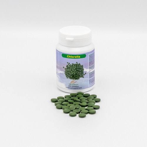 Afbeelding van Biodream Chlorella Tabletten 350st